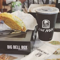 Photo taken at Taco Bell by Leticia M. on 11/5/2016