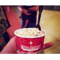 Photo taken at Cold Stone Creamery by Budi T. on 5/16/2014