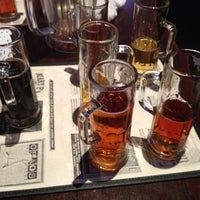 Photo taken at Hyde Park Brewing Co. by Cape A. on 10/13/2012