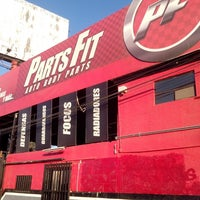 Photo taken at Parts Fit by Mi Ge R. on 4/17/2014