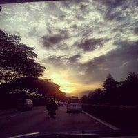 Photo taken at Tampines Expressway (TPE) by Spencer C. on 7/1/2013