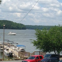 Photo taken at Little River Grill & Sports Bar by Karen H. on 6/23/2013