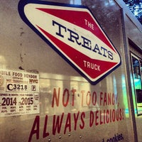 Photo taken at The Treats Truck by Anoop K. on 9/26/2013