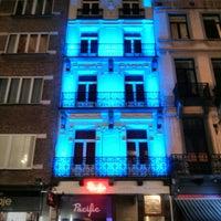 Photo taken at Hôtel Café Pacific by David on 12/27/2013