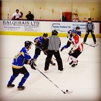 Photo taken at Lynx Ice Arena by notnixon on 3/15/2014