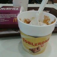 Photo taken at McDonald's by Flor M. on 1/26/2013