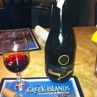 Photo taken at Greek Islands Restaurant by Cindy S. on 4/27/2013