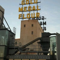 Photo taken at Mill City Museum by Sarah H. on 9/24/2012