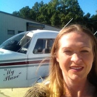 Photo taken at Pollock Municipal Airport by Krisi A. on 11/10/2013