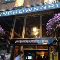 Photo taken at John Brown Richmond Street Grille by Greg S. on 7/28/2016