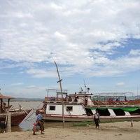 Photo taken at Mayan Chan Jetty by karin on 7/6/2013