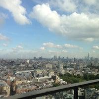 Photo taken at London Hilton on Park Lane by Paul on 10/7/2012