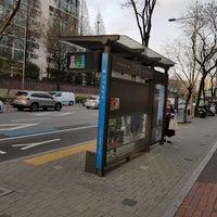 Photo taken at 신사중학교 (ID: 23-101) by Yongseok G. on 4/6/2018