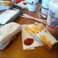 Photo taken at Burger King by Nico R. on 10/19/2012