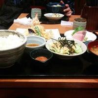Photo taken at 魚串 然 by Mamizu Я. on 12/13/2014