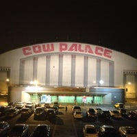 Photo taken at Cow Palace by Jerry G. on 12/6/2012