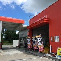 Photo taken at 出光 宇佐美 前沢SA上り線SS by ecojapan on 9/15/2016