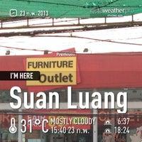 Photo taken at Furniture Outlet One (SB Furniture Outlet) by นางฟ้า แ. on 2/23/2013