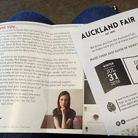 Photo taken at Auckland Art Fair by Bevan C. on 3/12/2016