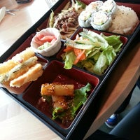 Photo taken at Umai Sushi by Daniel V. on 5/11/2013
