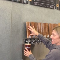 Photo taken at Strand Brewing by Dan T. on 4/6/2013