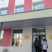 Photo taken at Лицей №131 by Кирилл З. on 12/18/2012