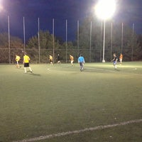 Photo taken at Calcio FC by Meli A. on 3/8/2013