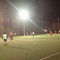 Photo taken at Calcio FC by Meli A. on 2/1/2013