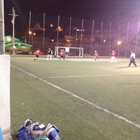 Photo taken at Calcio FC by Meli A. on 2/15/2013