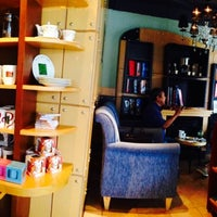 Photo taken at dr.CAFÉ Coffee by Sascha R. on 7/22/2014