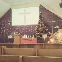 Photo taken at Gereja GKPO - Dirgantara by Dian Andriani B. on 12/23/2012