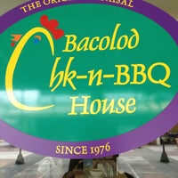 Photo taken at Bacolod Chicken BBQ House by אִירוּס on 1/21/2013