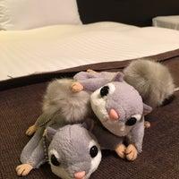 Photo taken at ホテル ローヤルステイ・サッポロ by Chie on 5/22/2017