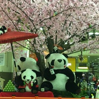 Photo taken at atré Ueno by Chie on 3/16/2018