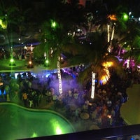 Photo taken at Clevelander South Beach Hotel and Bar by Andrew S. on 3/22/2013