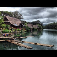 Photo taken at Villa Escudero Plantations And Resort by Mx R. on 9/28/2012