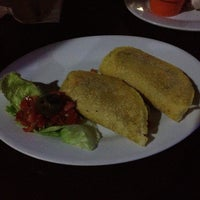 Photo taken at Agave Mexican Cantina by Mx R. on 9/25/2012