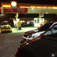 Photo taken at Shell Gasoline Station (Kimco Village) by Mx R. on 12/17/2012