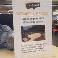 Photo taken at TechHub by Brett D. on 6/30/2017