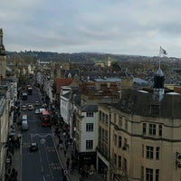 Photo taken at Carfax Tower by Brett D. on 11/26/2016