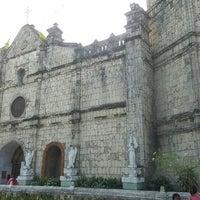 Photo taken at Sto. Thomas de Villanueva Parish (Danao City Church) by Ej E. on 7/23/2016