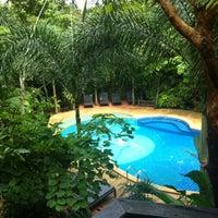 Photo taken at Phu Pha AoNang Resort & Spa by Nastasya G. on 12/24/2012