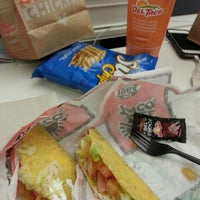 Photo taken at Del Taco by Jihyun L. on 12/15/2013