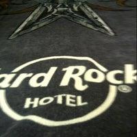 Photo taken at Hard Rock Cafe Penang by amat m. amir on 12/8/2012
