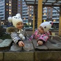 Photo taken at Детская площадка by Кэт on 12/29/2017