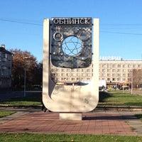 Снимок сделан в Автостанция Обнинск пользователем Sergey L. 10/14/2013