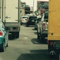Photo taken at Kanchanaphisek (Bang Phli-Suk Sawat) Expressway by Tawan_Sunny on 6/8/2015