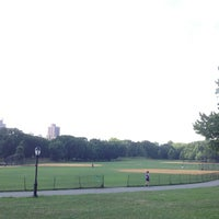 Photo taken at Central Park - NYC Marathon Long Training Run by Martin T. on 7/27/2013