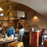 Photo taken at The Griddle Cafe by Reina B. on 12/24/2012