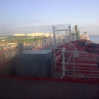 Photo taken at PT. Trans Pacific Petrochemical Indotama (TPPI) by Okben S. on 3/2/2016